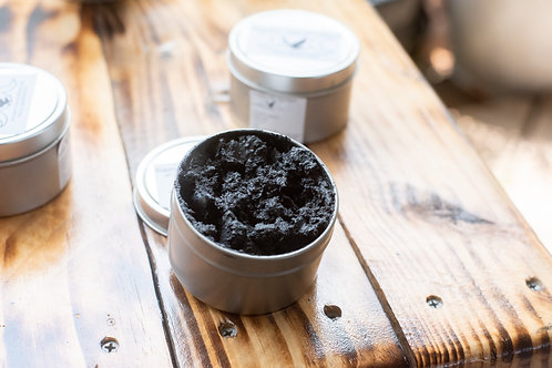Facial,Body Mask/Scrub Activated Charcoal,Bential Clay