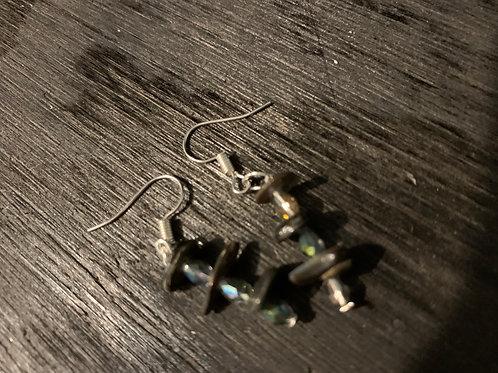 Earrings- Shell