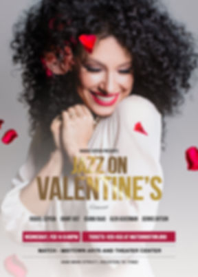 What to do for Valentine's in Houston: Jazz on Valentine's Concert by Raquel Cepeda