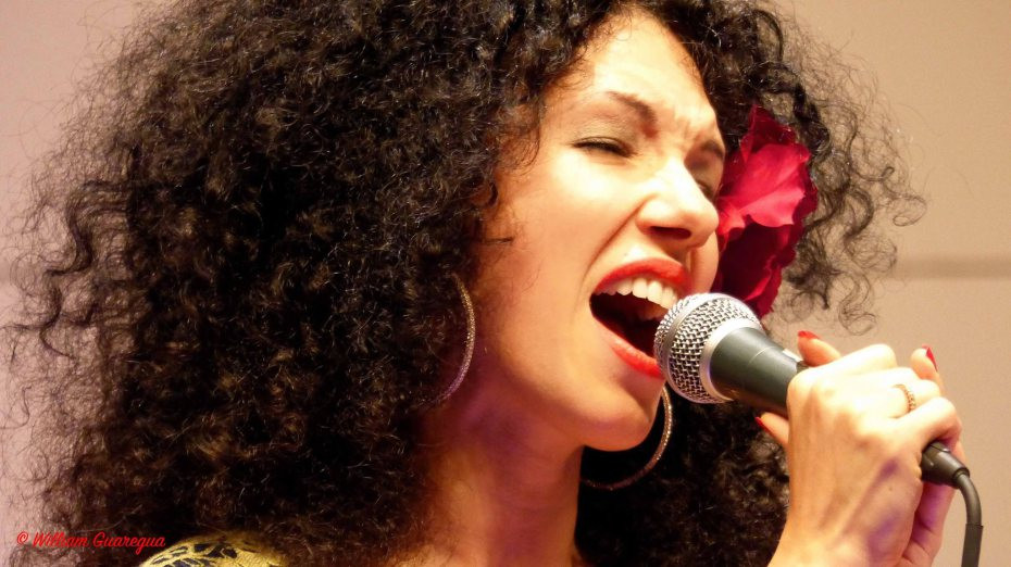 Raquel Cepeda | Houston Jazz Singer. Songwriter. Photo: William Guaregua.