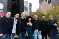 Jazz singer Raquel Cepeda & band members