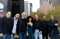 Jazz singer Raquel Cepeda & band members