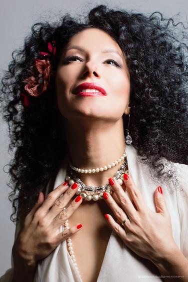 Raquel Cepeda, Jazz Singer