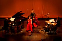 Raquel Cepeda and band
