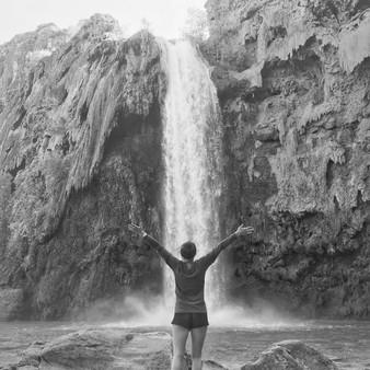 Hiking the Havasupai Trail in November