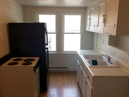 2 bed / 1 bath apartment for rent