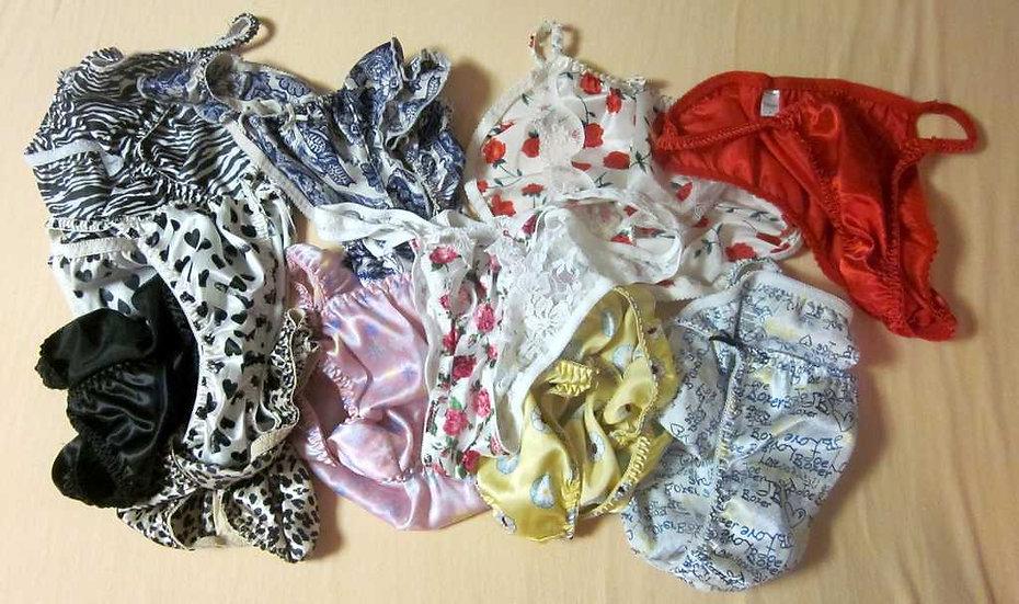 4 Mistress Panties