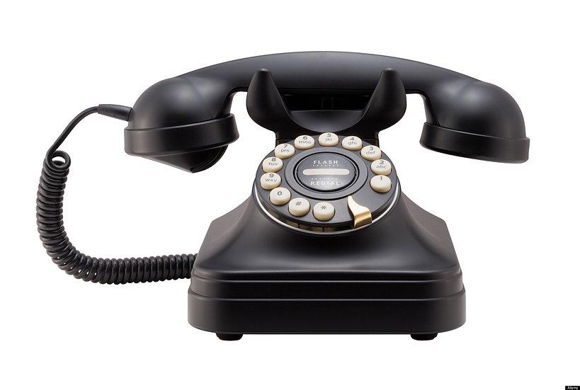 30 minute Phone Call