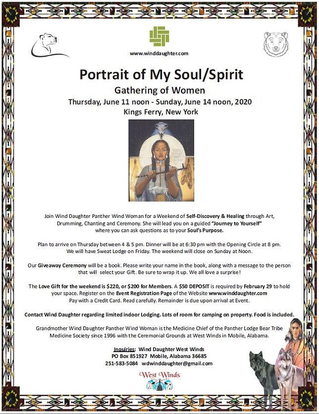 Portrait of Soul New York Poster 2020.JP