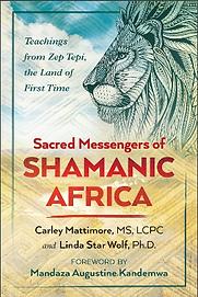 Book Sacred Messengers of Shamanic Afric