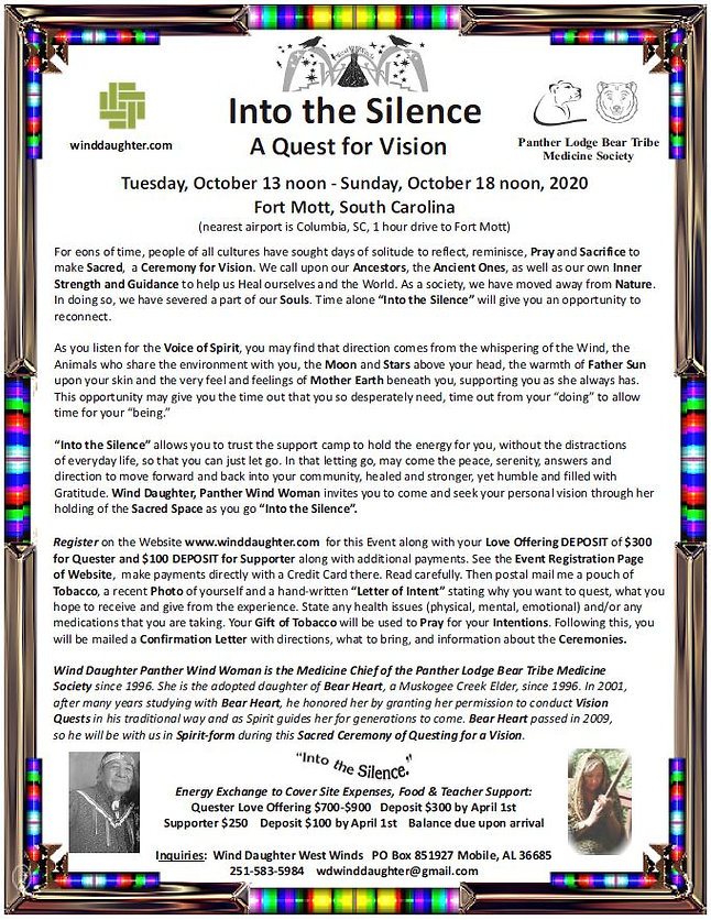 Into the Silence Poster 2020.JPG