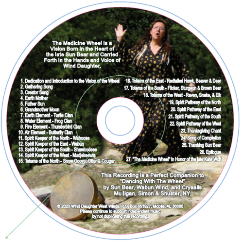 """CD  """"Singing With the Wheel"""""""