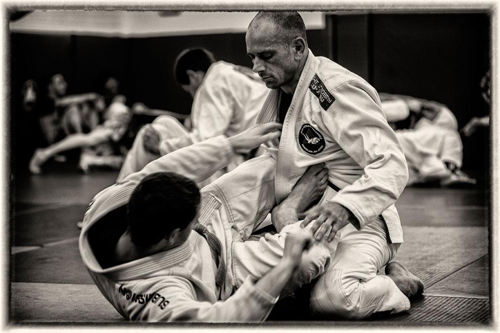 Jean Jacques Machado Austin Jiu-Jitsu