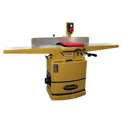 """Powermatic 60HH 8"""" Jointer, 2HP 1PH 230V, Helical Head"""