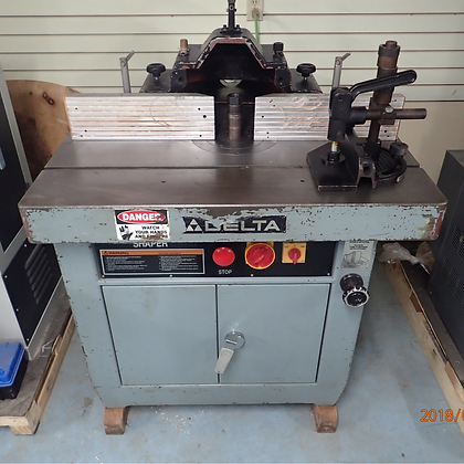 Delta 43-791 1 1/4'' Spindle Shaper 7 1/2HP