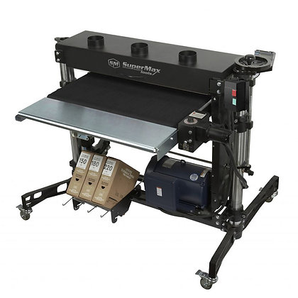 SuperMax, 37×2 Double Drum Sander