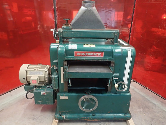 Used Powermatic, 221 20'' Planer