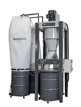 Northtech, NT 2ST-10XL Dust Collector