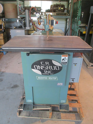 C.R. Onsrud 3025 Inverted Pin Router