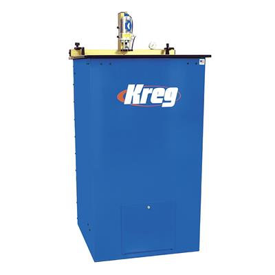Kreg, Single-Spindle Pneumatic Pocket-Hole Machine