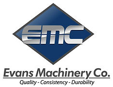 Evans Machinery Co Logo