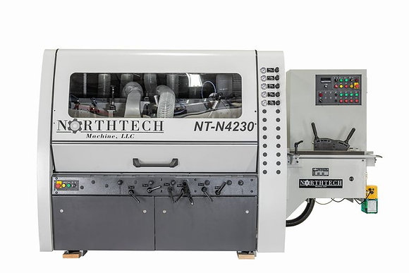 Northtech, NT N4230 4 Sided Moulder