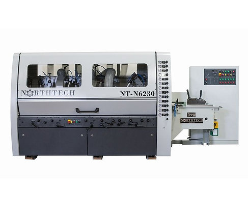 Northtech, NT N6230 Six Spindle Moulder