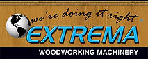 Extrema Woodworking Machinery Logo