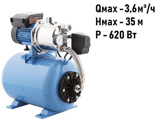 насосная станция ДЖАМБО 60/35 Н 24 Джилекс Насос-автомат с реле давления