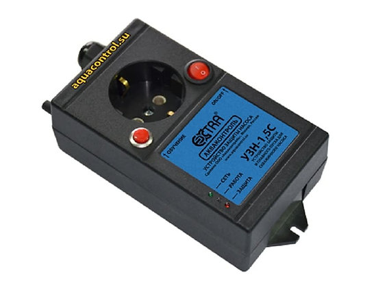 Устройство плавного пуска скважинного насоса Акваконтроль УЗН-1,5П