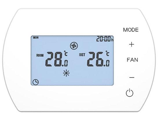 HMI командоконтроллер со встроенным термостатом и недельным таймером для Греерс ВС