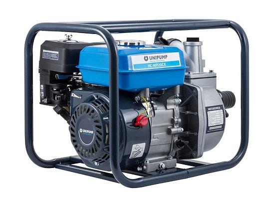Мотопомпа бензиновая для чистой воды Unipump HC-WP20CX