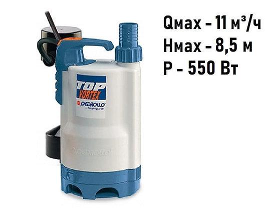 Pedrollo TOP3-VORTEX-GM погружной дренажный насос для грязной воды