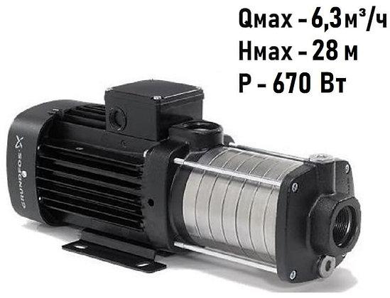 Многоступенчатый насос Grundfos CM5-3 A-R-A-E-AVBE 3x400В 96806817