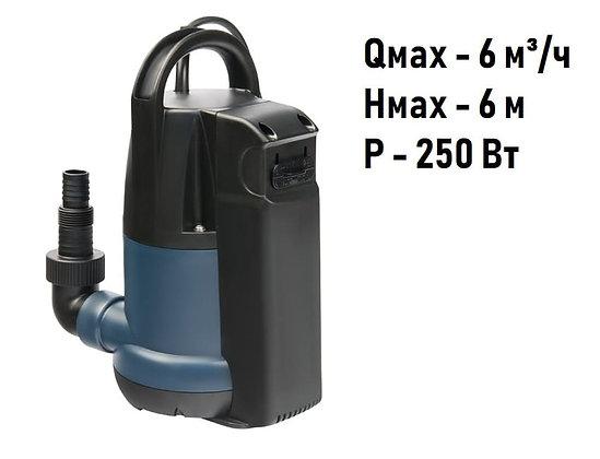 Дренажный насос SUB 257 P Unipump для грязной воды