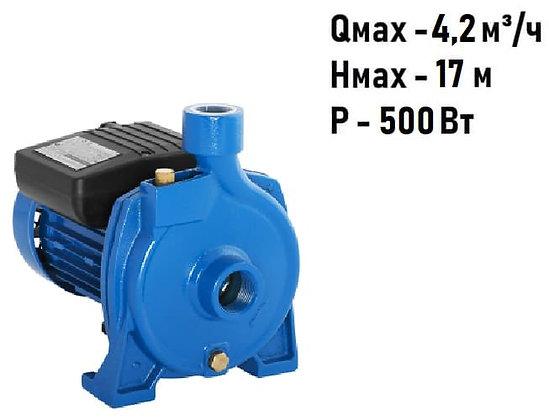 Поверхностный центробежный консольный моноблочный насосAquario APM-50 для воды водоснабжения частного дома