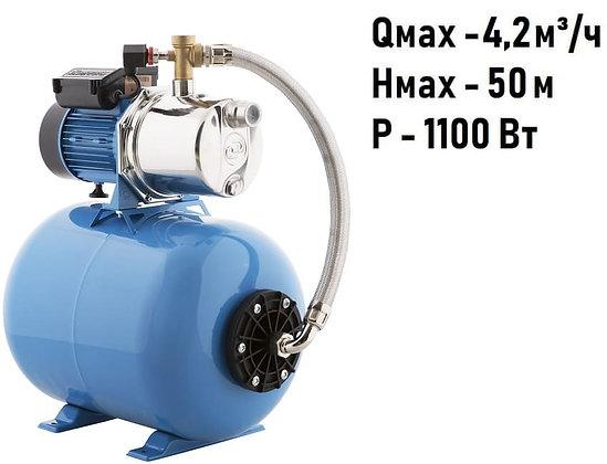 система автоматического водоснабжения ДЖАМБО 70/50 Н-50 Дом Джилекс насосная станция с контроллером давления