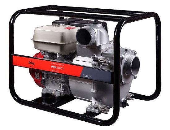 Бензиновая мотопомпа для сильнозагрязненной воды FUBAG PTH 1600 T
