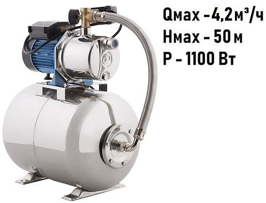 Насосная станция ДЖАМБО 70/50 Н-50 Н Джилекс насос-автомат с реле давления