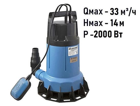 Дренажный насос Джилекс «Дренажник» 550/14 для грязной воды