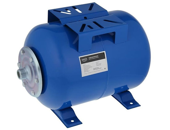 Гидроаккумулятор Jemix GH-50N 50л горизонтальный для систем водоснабжения
