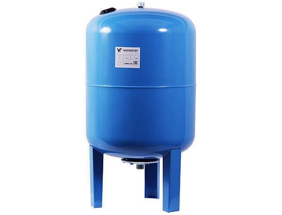Гидроаккумулятор SPV100, вертикальный, проходная мембрана SE.FA Италия Waterstry (SPV100VPSS)