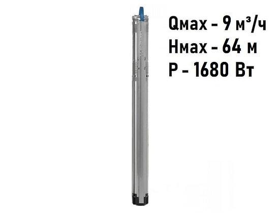 Насос скважинный с частотным регулированием Grundfos SQE 7-40