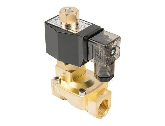 """Электромагнитный клапан UNIPUMP BCX-20 3/4"""" нормально открытый"""