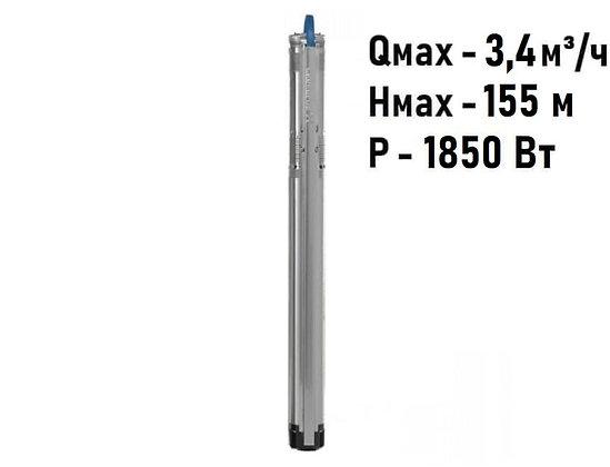 Насос скважинный с частотным регулированием Grundfos SQE 2-115 арт. 96510155