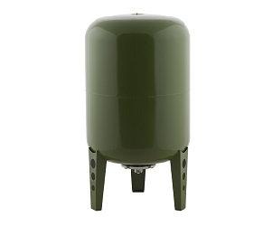 Гидроаккумулятор Тополь 100 литров ВМ вертикальный для систем водоснабжения