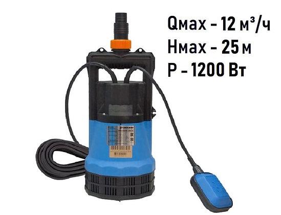 Дренажный насос Джилекс «Дренажник» 200/25 для грязной воды