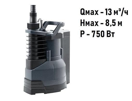 Дренажный насос ARTSUB Q750 Unipump для грязной воды