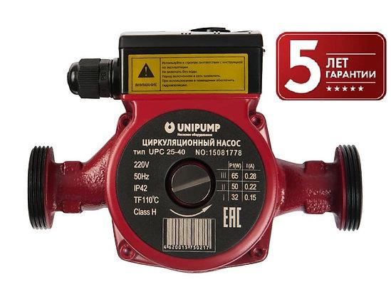 Циркуляционный насос Unipump UPС 32-40 180 для отопления