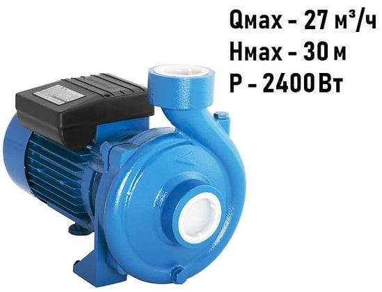 Поверхностный центробежный консольный моноблочный насосAquario ADK-30 для воды водоснабжения частного дома